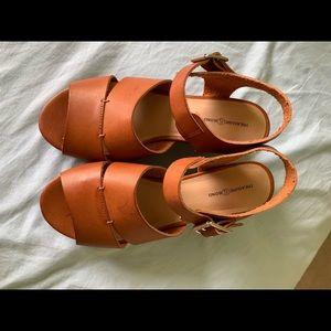 New wedge sandals girl 4/women 6